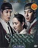 Queen of Seven Days ( Korean Series w. English Sub, all Region DVD)