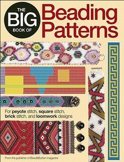 - Kalmbach Books: The Big Book of Beading Patterns : For Peyote Stitch, Right Angle Weave, Square Stitch, Brick Stitch, Herringbone, and Loomwork Designs (Paperback); 2010 Edition