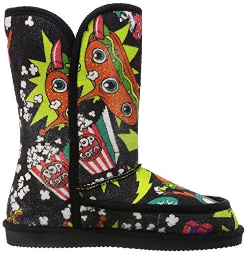 Iron Fist Womens Black Killer Munchies Fugly Boots Shoes mpS0KDu