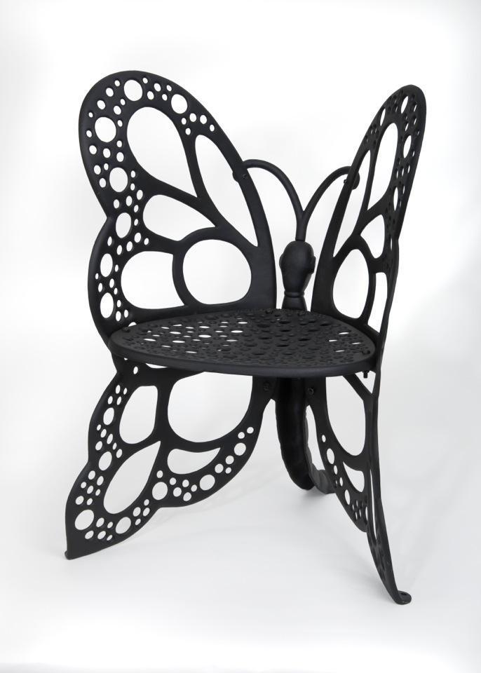 P FlowerHouse Butterfly Chair
