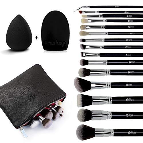 Set%EF%BC%8CFEIYAN Cosmetic Synthetic Foundation Eyeshadow