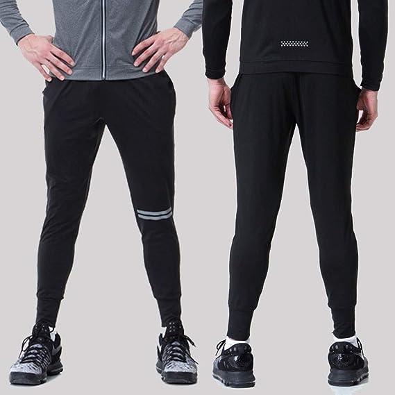 Pantalones de compresión para Hombres, Deportes Pantalones