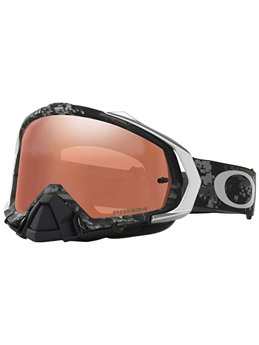 f5c9876480 Buy Oakley Mayhem Pro MX James Stewart Adult Off-Road Motorcycle Goggles  Eyewear - Stealth Camo Prizm MX Black One Size Fits All Online at Low  Prices in ...