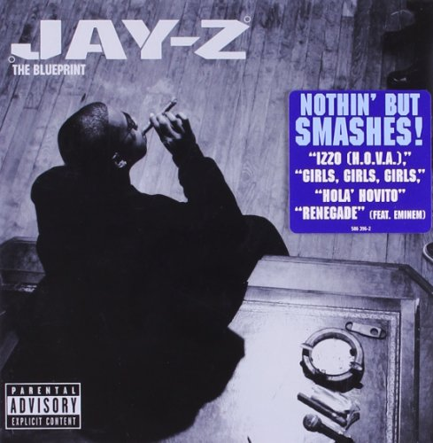 CD : Jay-Z - The Blueprint [Explicit Content]