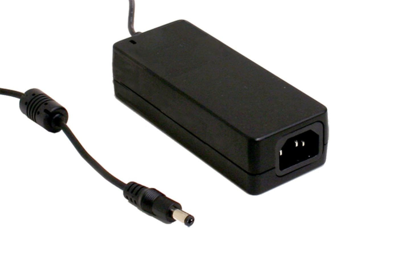 GST60A12-P1J Desktop AC Adapters 60W 12V 5A Level VI 2.1x5.5plug, Pack of 2