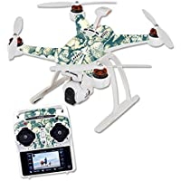 MightySkins Skin For Blade Chroma Quadcopter – Tan Seashells Protective, Durable, and Unique Vinyl Decal wrap cover | Easy To Apply, Remove, and Change Styles | Made in the USA