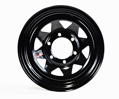 Black Spoke Wheels - 6