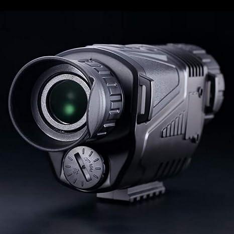 TOOGOO Monocular Infrarrojo de Visi/óN Nocturna 5X40 Zoom Gafas de Visi/óN Nocturna 200M Distancia Observaci/óN Nocturna Observaci/óN y D/íA de Caza Digital IR
