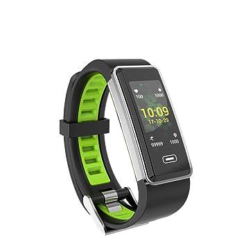 Amazon.com: NOMENI Smart Watch Mobile Phone Health Tracker ...
