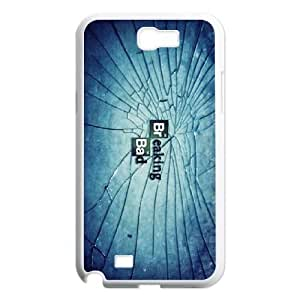 Samsung Galaxy N2 7100 Cell Phone Case White Breaking Bad NFB Plastic Back Case