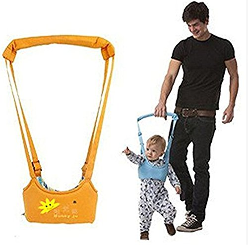 Baby walking assistant Learning To Walk Assistant walking safety harness(Blue) by icekon