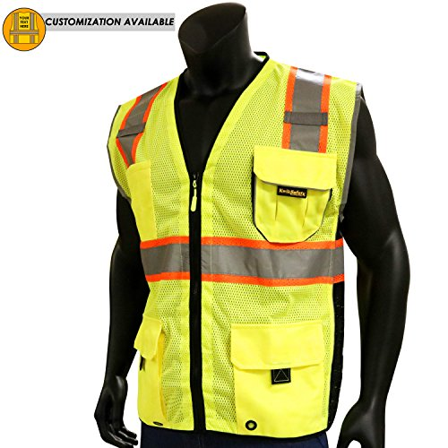 KwikSafety Reflective Compliant Breathable Expandable