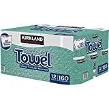 Kirkland Signature Expect More Paper Towels, 12-count