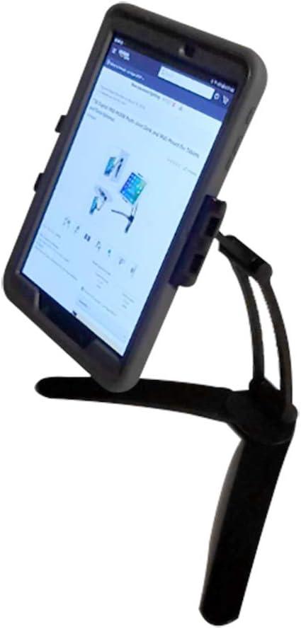 Noir HaavPoois Support De T/él/éphone Portable Support Rotatif Mural Multi-Joint Support Dordinateur Pour Tablette Support De Bureau Fixe