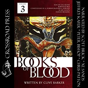 The Books of Blood: Volume 3 Hörbuch