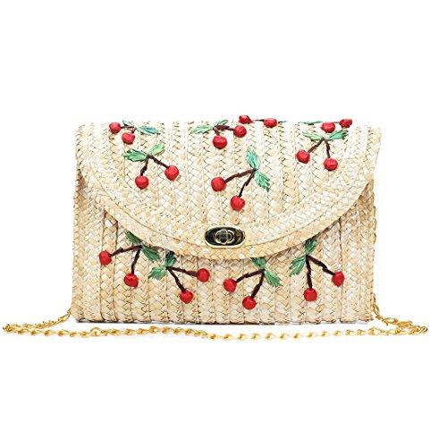 UNYU Shoulder Bag, Sac bandoulière pour femme Jaune paille