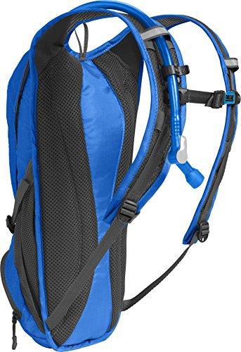 CamelBak Rogue Crux Reservoir Hydration Pack, Carve Blue/Black, 2.5 L/85 oz