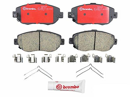 Brembo P83037N Front Disc Brake Pad (Is300 Brake Pads)