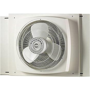 Amazon Com Air King 9155 Storm Guard Window Fan 16 Inch