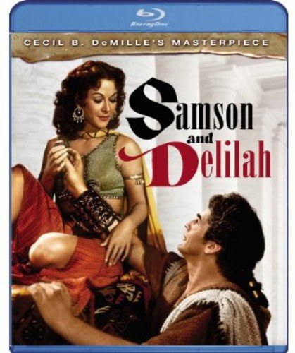 Blu-ray : Samson and Delilah (Full Frame, Sensormatic)