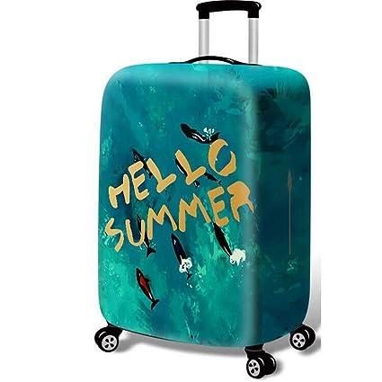 Amazon.com: LXFENG Funda elástica para equipaje, maleta con ...