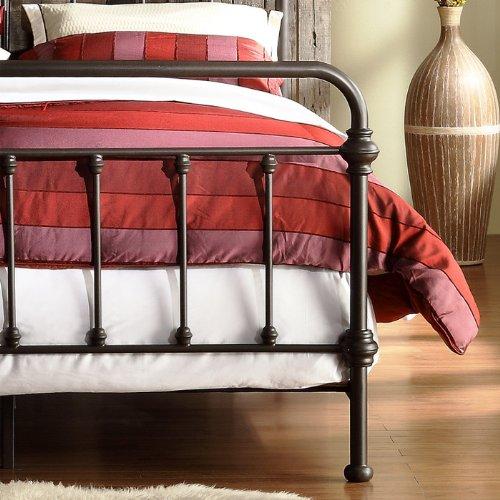 Nottingham Metal Spindle Bed