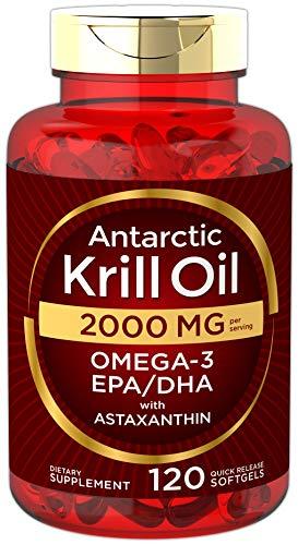 Antarctic Krill Oil 2000