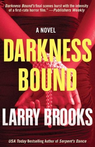 Darkness Bound by Larry Brooks (2013-11-05)