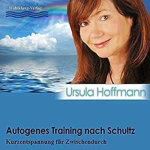 Autogenes Training nach Schultz Hörbuch