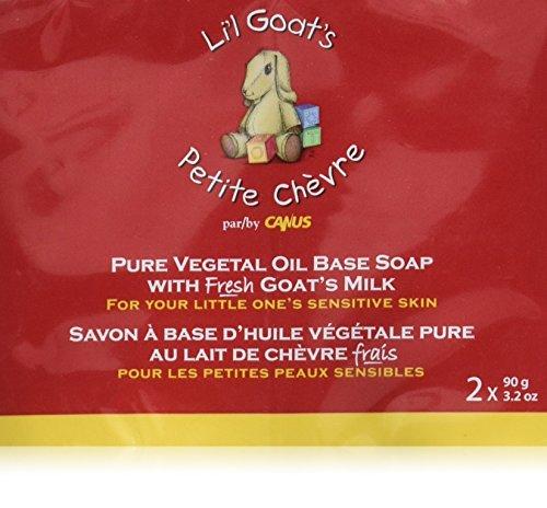 Canus Soap Bar Lill Goat Milk 2