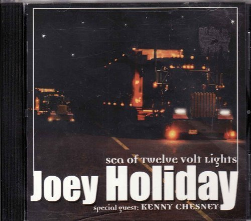 Sea of Twelve Volt Lights by Joey Holiday (0100-01-01) ()