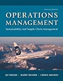 img - for Operations Management: Sustainability and Supply Chain Management (12th Edition) book / textbook / text book