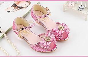 Queena Wheeler Summer Children Sandals Girls Princess