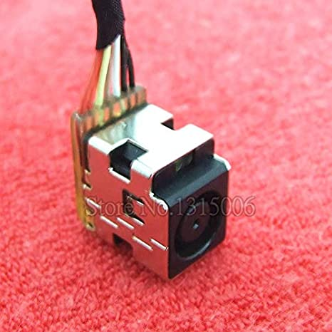 ShineBear 5-10PCS DC Power Jack Port Socket and Cable Wire for HP ProBook 440 450 455 G1 G2 710431-SD1 Cable Length: 10PCS
