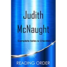 Checklist of Judith McNaught books: Reading order of Westmoreland Dynasty Saga, Sequels series, Paradise series and Foster Saga series