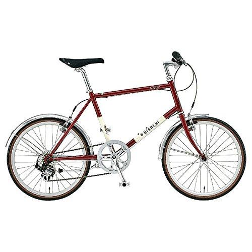 ビアンキ(BIANCHI) ミニベロ Minivelo7 Red 52サイズ B07DTDYR53