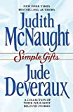 Simple Gifts, Judith McNaught and Jude Deveraux, 067102180X
