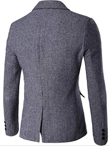 Transition Trench Slim Printemps Manches 1 Casual Colour coat Mode Parka Moderne De Casua Automne Fit Col Longues Manteau Z8vWO4q
