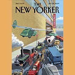 The New Yorker, September 28, 2009 (Susan Orlean, Michael Specter, James Surowiecki)