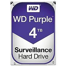 Western Digital Purple WD40PURZ 4TB SATA3 Intellipower 64MB Cache 3.5in Surveillance Hard Drive OEM