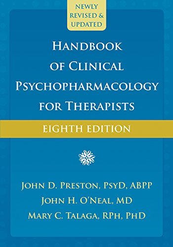 Handbook of Clinical Psychopharmacology for Therapists (English Edition)