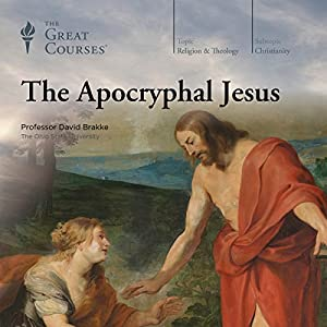 The Apocryphal Jesus Audiobook