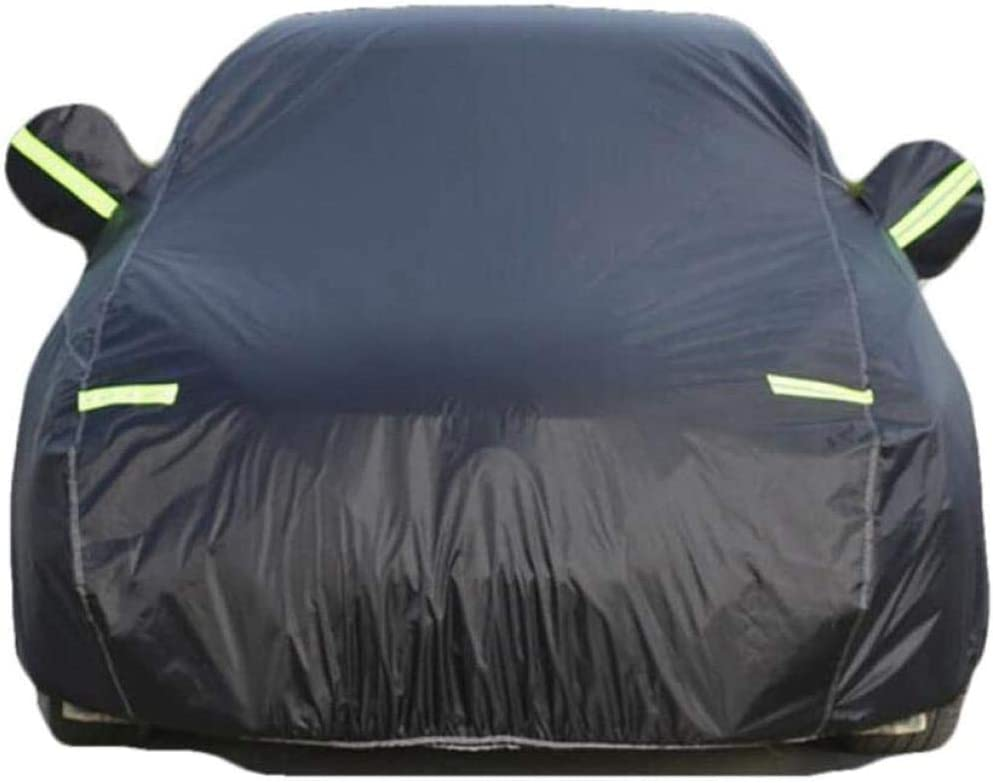 Compatible avec Fiat Special Sunscreen Rainproof Heat Insulation Car Clothing Cover Sunshade DOBLO-Abarth Linea