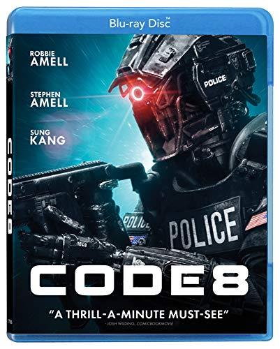 Code 8 [Blu Ray] [Blu-ray]