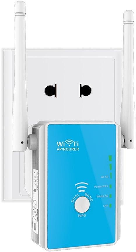 WAVLINK N300 WiFi Amplificador | Amplificador de señal | WiFi ...