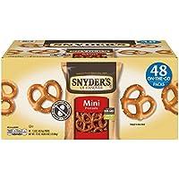 Snyders of Hanover 48 Count 1.5 oz. Mini Pretzels