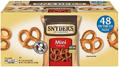 Pretzels: Snyder's Mini Pretzels