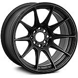 "XXR Wheels 527 Black Wheel with Painted Finish (17x8.25""/5x100.5mm, +25mm offset)"