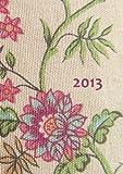 Kalender 2013 Blumen: DIN A5, cremefarbenes Papier, 1 Woche auf einer Doppelseite (German Edition)