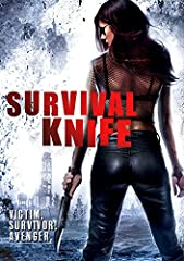 The lone survivor of a serial killer's attack tries to cope with the death of her friends and her mutilation at the hands of the maniac - but she fears the trauma has awakened a dark side within her as she slowly becomes something possibly ev...
